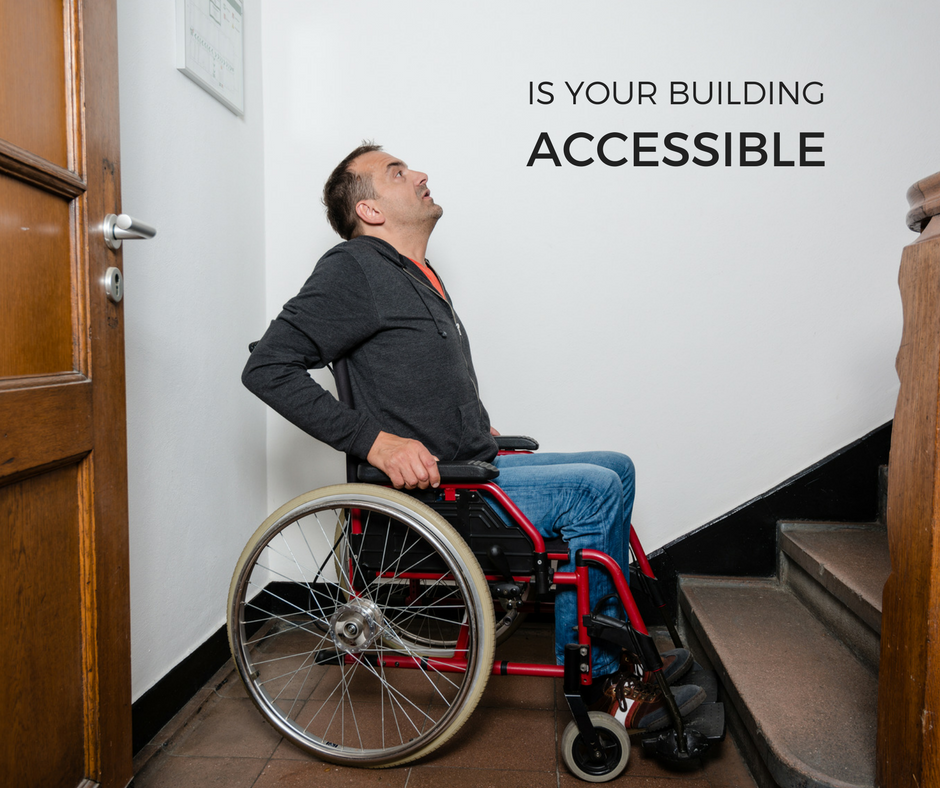 Is Your Building Accessible?